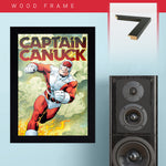 Captain Canuck - Poster - 13 x 19 inches