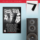 Cheap Trick (2014) - Concert Poster - 13 x 19 inches
