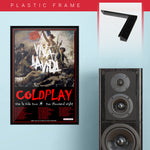 Coldplay (2008) - Concert Poster - 13 x 19 inches