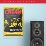 Cream (1968) - Concert Poster - 13 x 19 inches
