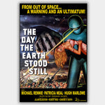 Day The Earth Stood Still (1951) - Movie Poster - 13 x 19 inches