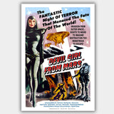 Devil Girl From Mars (1954) - Movie Poster - 13 x 19 inches