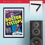 Doctor Cyclops (1940) - Movie Poster - 13 x 19 inches