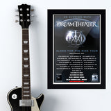 Dream Theater (2014) - Concert Poster - 13 x 19 inches