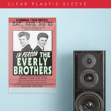 Everly Brothers (1963) - Concert Poster - 13 x 19 inches