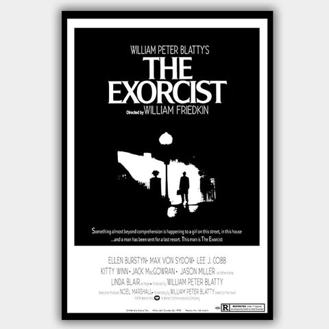 The Exorcist (1973) - Movie Poster - 13 x 19 inches