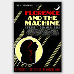 Florence & The Machine (2012) - Concert Poster - 13 x 19 inches