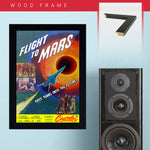 Flight To Mars (1951) - Movie Poster - 13 x 19 inches