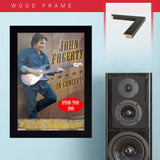 John Fogerty (2009) - Concert Poster - 13 x 19 inches