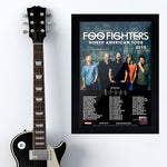 Foo Fighters with Royal Blood (2015) - Concert Poster - 13 x 19 inches