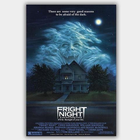 Fright Night (1985) - Movie Poster - 13 x 19 inches