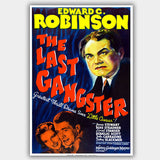 Last Gangster  (1937) - Movie Poster - 13 x 19 inches