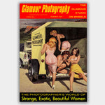 Glamour Photography - Studio On Wheels (1957) - Poster - 13 x 19 inches
