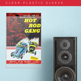 Hot Rod Gang (1958) - Movie Poster - 13 x 19 inches