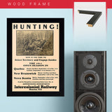 Hunting! (1911) - Poster - 13 x 19 inches