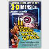 It Came From Outer Space (1953) - Movie Poster - 13 x 19 inches
