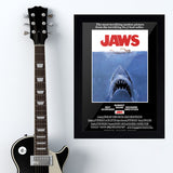 Jaws (1985) - Movie Poster - 13 x 19 inches