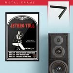 Jethro Tull (1977) - Concert Poster - 13 x 19 inches