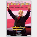 Elton John (2009) - Concert Poster - 13 x 19 inches