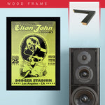 Elton John (1975) - Concert Poster - 13 x 19 inches
