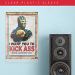 Kick Ass - Uncle Sam (2010) - Movie Poster - 13 x 19 inches