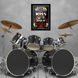 Kiss with The Trews (2009) - Concert Poster - 13 x 19 inches