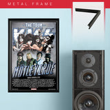 Kiss with Motley Crue (2012) - Concert Poster - 13 x 19 inches