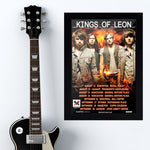 Kings Of Leon (2009) - Concert Poster - 13 x 19 inches