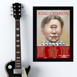 King Crimson (2015) - Concert Poster - 13 x 19 inches