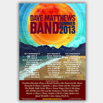 Dave Matthews Band with Various (2013) - Concert Poster - 13 x 19 inches