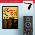 Dave Matthews Band (2015) - Concert Poster - 13 x 19 inches