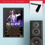 Paul Mccartney (2010) - Concert Poster - 13 x 19 inches