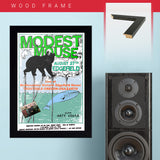 Modest Mouse (2007) - Concert Poster - 13 x 19 inches