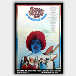 Newport Pop Festival with Hendrix+ (1969) - Concert Poster - 13 x 19 inches