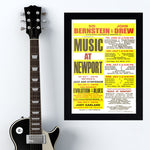 Newport Jazz Festival with Maynard Ferguson (1961) - Concert Poster - 13 x 19 inches