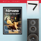 Nirvana (1992) - Concert Poster - 13 x 19 inches