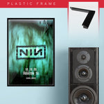 Nine Inch Nails (2005) - Concert Poster - 13 x 19 inches