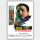 On The Waterfront (1954) - Movie Poster - 13 x 19 inches