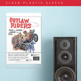 Outlaw Riders (1971) - Movie Poster - 13 x 19 inches
