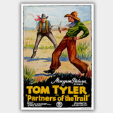 Partners Of The Trail (1931) - Movie Poster - 13 x 19 inches