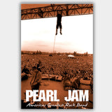 Pearl Jam - Concert Poster - 13 x 19 inches