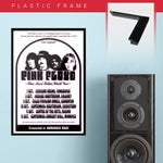 Pink Floyd (1970) - Concert Poster - 13 x 19 inches