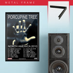 Porcupine Tree (2010) - Concert Poster - 13 x 19 inches