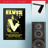 Elvis Presley (1977) - Concert Poster - 13 x 19 inches