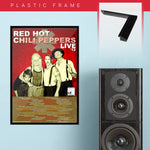 Red Hot Chili Peppers (2012) - Concert Poster - 13 x 19 inches