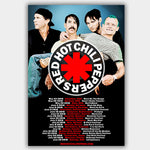 Red Hot Chili Peppers (2016) - Concert Poster - 13 x 19 inches