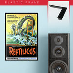 Reptilicus (1961) - Movie Poster - 13 x 19 inches