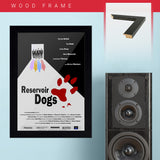Reservoir Dogs (1992) - Movie Poster - 13 x 19 inches