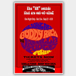 Vanilla Fudge with Buddy Rich Orchestra (1968) - Concert Poster - 13 x 19 inches