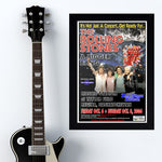 Rolling Stones with 3 Days Grace (2006) - Concert Poster - 13 x 19 inches